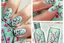 nails, nail art