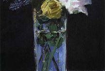 paintings flower