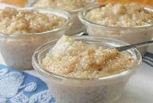 Rice Pudding