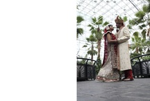 Reena and Pratik Wedding Album / #IndianWedding #TheCrystalGardens Wedding at Navy Pier Chicago