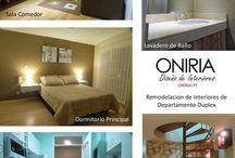 Diseño Interior - Oniria Arquitectura