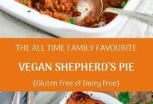 Vegan shepherds pie.