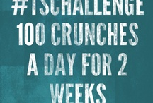 Tribesports Challenges / Repost the picture if you are up for the challenge! / by Tribesports