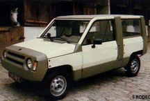 Renault 4 / rodeo / Twingo / Wind