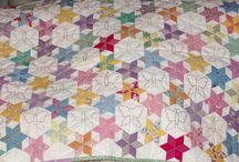 Six Pointed Star Quilts
