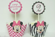 Minnie / mickey mouse