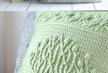 Crochet Pillows / Crochet Pillow Patterns, Crochet Pillows Case, Crochet Pillow Ideas, Easy Crochet Pillows