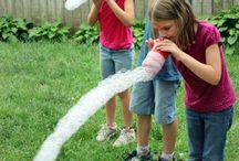 Wasser/Gartenspiele