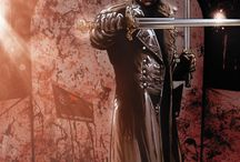 Comic Heroes - Blade