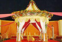 Mandap Decorations Indian Wedding