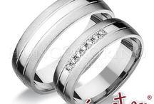 Legújabb Karikagyűrűk / Gyönyörű Karikagyűrűk amik a legújabb trendeket követik! Gyertek el hozzánk, nézzétek meg és próbáljátok fel mind az 1500 párat!
