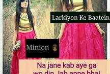 girly sayings