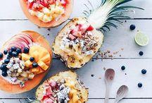 FOOD: Summer on the plate / Ideen für die leichte Sommerküche. // Ideas for the light summer kitchen.