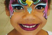 Facepainting - Kinderschminken