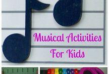 música forma kids
