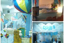 sky vbs ideas / vacation bible school / by Donna Burkett