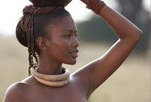 Afrikaanse vrouwen schilderen