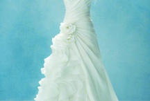 wedding dresses / by Allison House