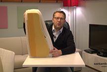 COme produciamo i cuscini di schienale dei divani?