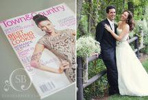 in print ~ sedona bride photographers / Magazines featuring our work. Sedona Bride Photographers ~ http://www.sedonabrideblog.com / by Sedona Bride Photogs Andrew