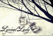Lyrical Lady Shop / by Lisa Thomas