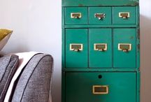 Furniture / by Melissa @ Living Beautifully