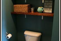 Toilet verbouwen ideeen