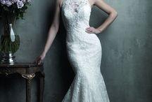 { Allure Couture } / Blossom's Bridal  15882 Clayton Road, Ellisville, MO 63011 (636) 527-7130 www.blossomsbridal.com