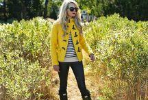 keltainen takki