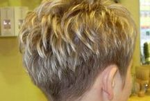 Cropped Hair Cuts