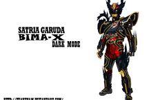 BIMA X