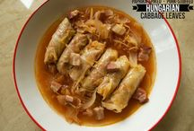 Pork / Cabbage rolls