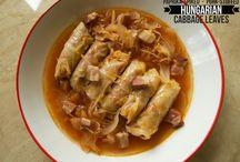 Pork / Cabbage rolls