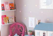 Ideeën voor de kinderkamer / Kinderkamer