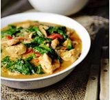 HealthIER recipes (savory) / Most super healthy... Some healthy...ISH.