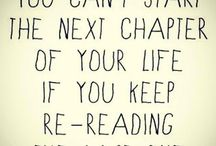 Inspiration & Words of Wisdom