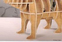 binatang wood