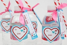 Valentine's Day ideas / by Lori Klasinski