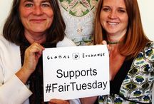 #FairTuesday / We support #FairTuesday, the ethical shopping movement in response to Black Friday and Cyber Monday that features fair trade, ethical, and eco-friendly brands.http://ow.ly/rdhJw  / by Global Exchange