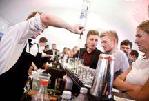 Cocktails til reception