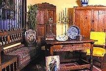 Spanish Colonial Look
