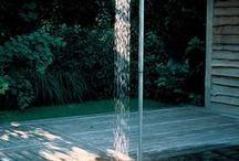 Záhradné sprchy