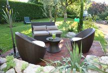 Terrasses aménagées / Exemples et idées d'aménagement de terrasses d'extérieur