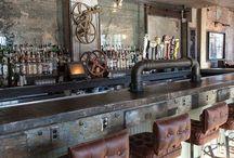 bar vintage design