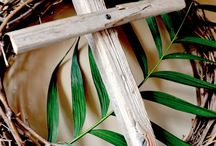 Palm Sunday Decor