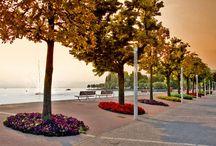 Vivi l'autunno al Color Hotel / L'autunno a Bardolino sul lLgo di Garda