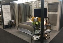 INDEPEDANT HOTEL SHOW / Hotel Exhibition Designed by Sarah Mitchell & Nicola Cole (Contract Designers)