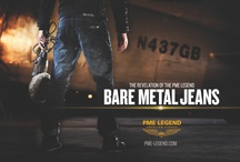 PME Legend Jeans / You have to expose your self to the unknown, let go to find freedom unlimited. Strip back to the Core and reveal the True Bare Metal.