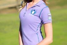 Women's Golf Wearing