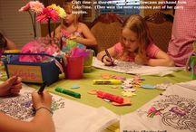 It's My Party and I'll Craft If I Want To (Kids)